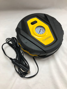 Carbbia Pumps for Inflating Vehicle Tyres Air Compressor  Portable Air Pump - Tire Inflator 12 Volt