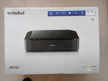 Load image into Gallery viewer, writefeel IP8780 Wireless Printer, AirPrint and Cloud Compatible, Black
