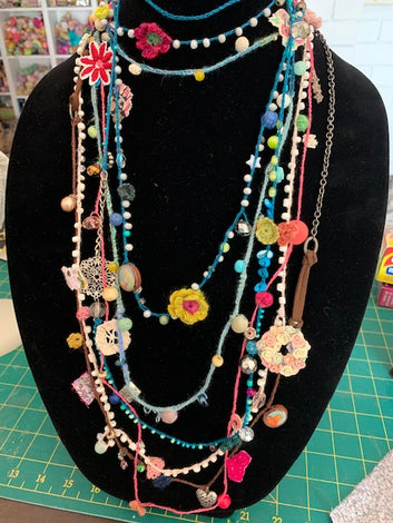 Necklace Kits and Notions