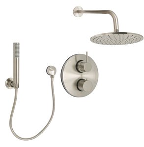 Euro 2-Function Shower Set