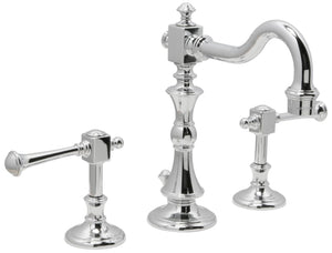 "Monarch 8"" Widespread Lav Faucet"