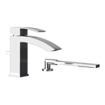 Load image into Gallery viewer, Fall 2-Hole Roman Tub Faucet