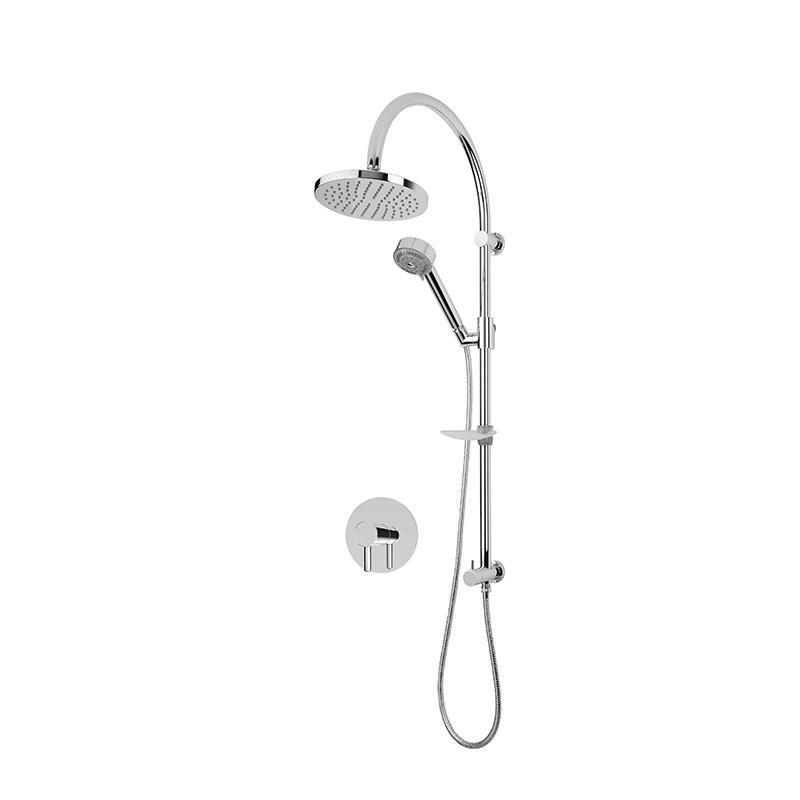 Vertigo 2-Function Shower Column