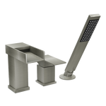 Load image into Gallery viewer, Kali 3-Hole Roman Tub Faucet