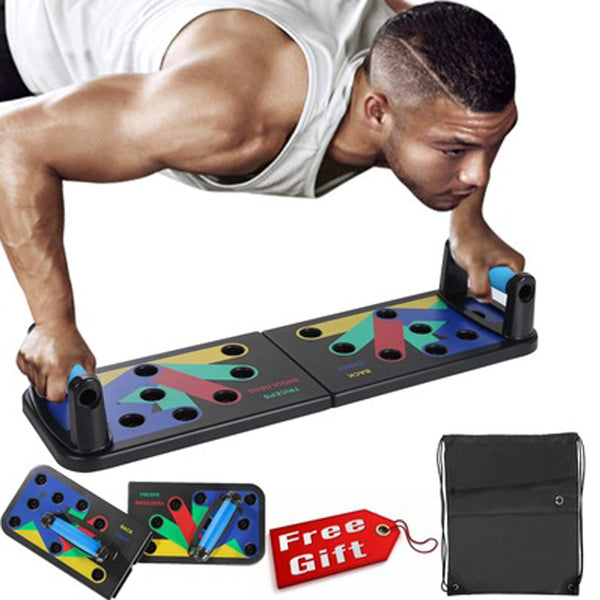 Foldable Multi-functional Push Up Board