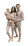 Personalised Adults Unisex Loungewear - Mocha
