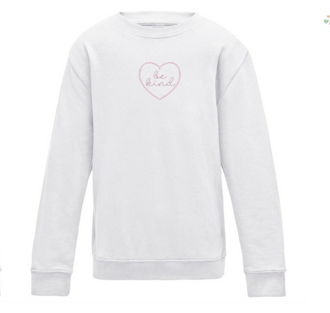 Be Kind Sweatshirt - Children's
