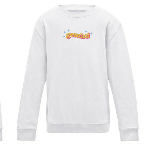 Star Sign Sweatshirt - Children's