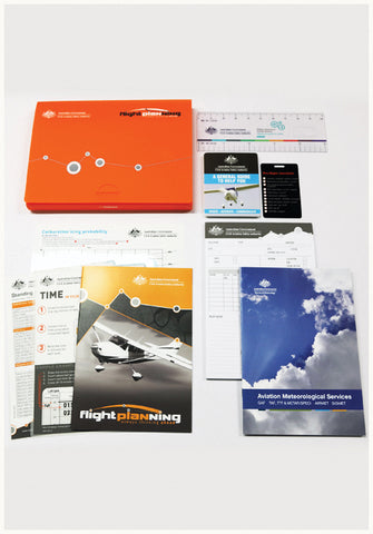 Flight planning kit - SP088