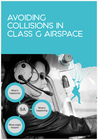Avoiding collisions in class G airspace z-card - SP183