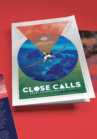 Close calls sport aviation special 2017 booklet