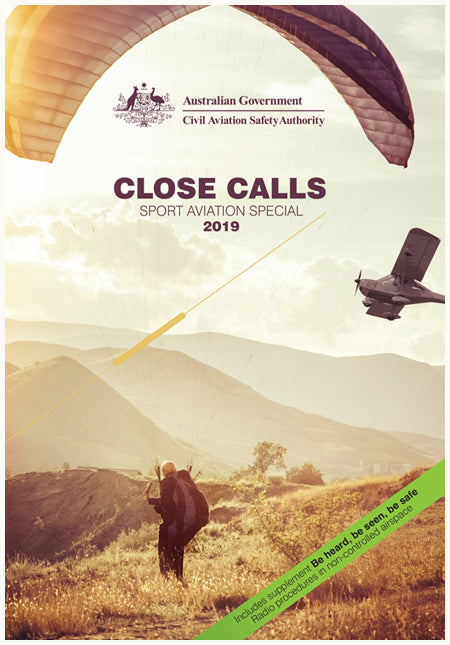 Close calls sport aviation special 2019 booklet