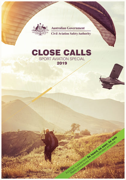Close Calls sport aviation special 2019 - SP207