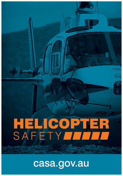 SP068 - Helicopter safety brochure