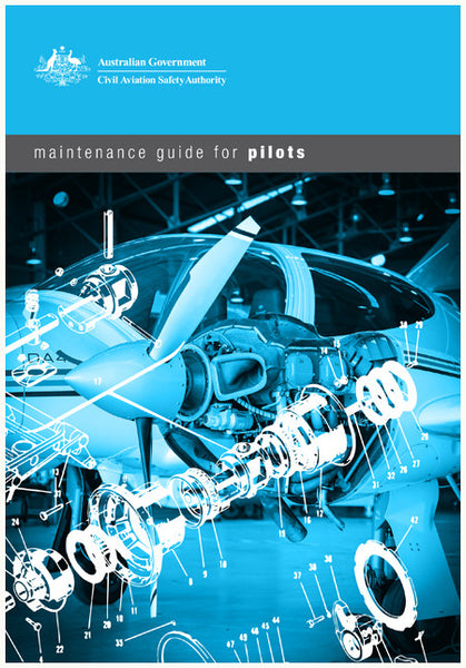 Maintenance guide for pilots booklet