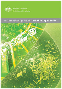 Maintenance guide for owner/operators booklet