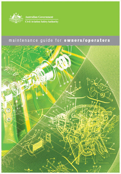 SP121 - Maintenance guide for owner/operators
