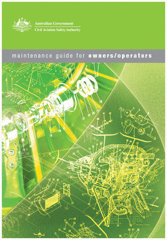 Maintenance guide for owner/operators - SP121