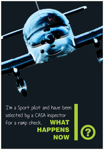 Ramp check sport pilots brochure
