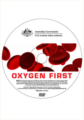 Oxygen first DVD - SP074