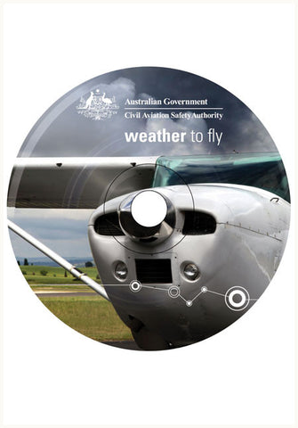 Weather to fly DVD - SP087