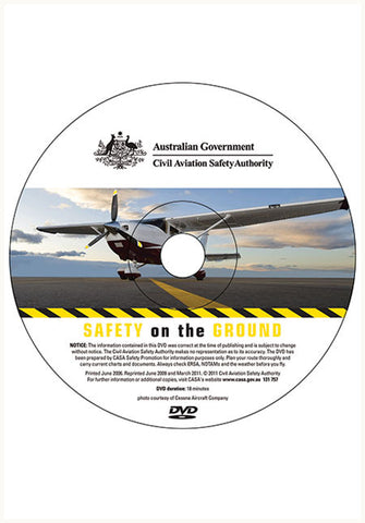 Safety on the ground - dvd - SP097