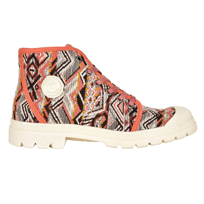 BOOTS FEMME AUTHENTIQUE/J VEGAN F2F - MULTI
