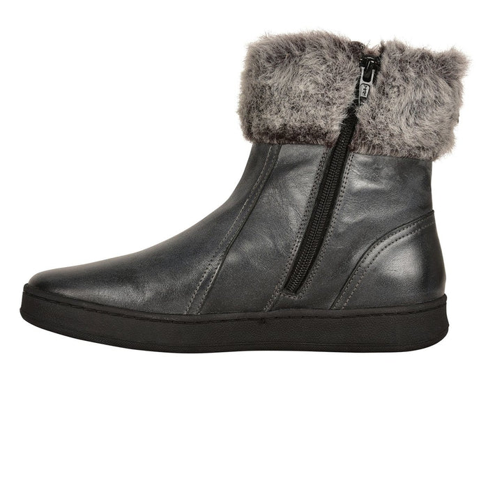 BOOTS FEMME - LOUISE/CT F4F - ANTHRACITE