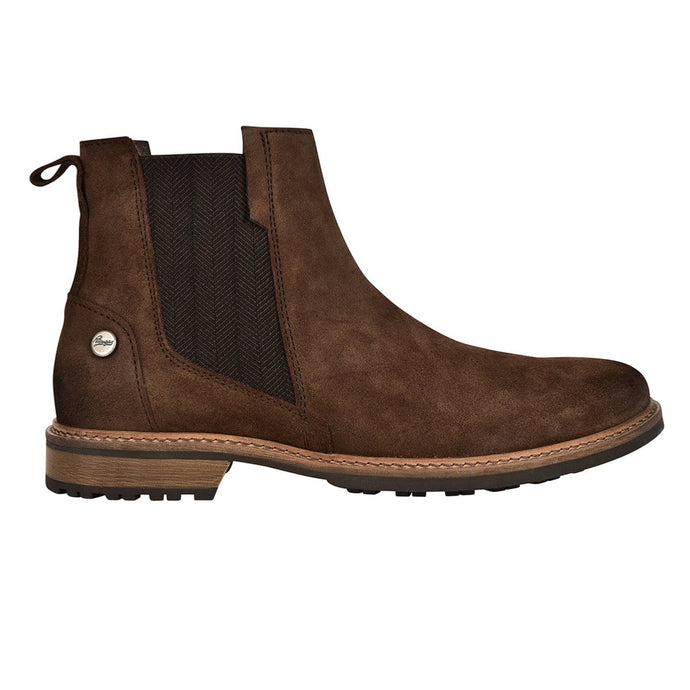 BOOTS HOMME ROBIN H4F - MARRON