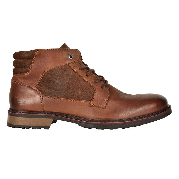 BOOTS HOMME ROMEO H4F - CAMEL