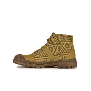 AUTHENTIQUE x PANAFRICA HOMME KAKI