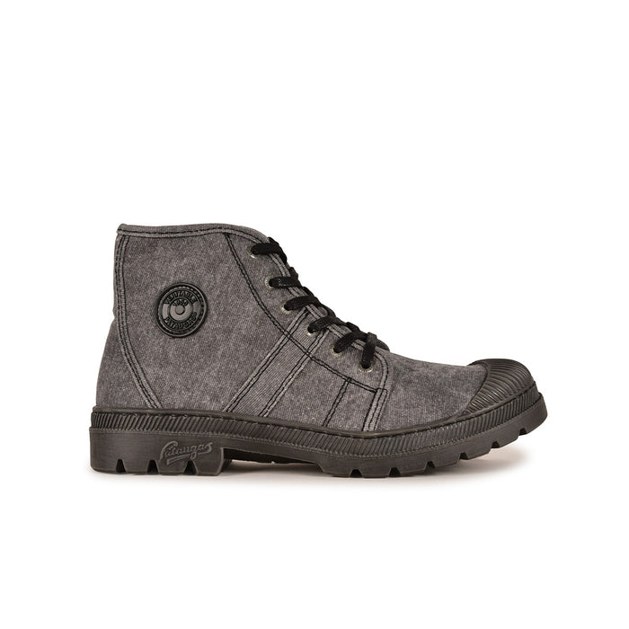 BOOTS HOMME - AUTHENTIQUE RECYCLÉE H2F - ANTHRACITE
