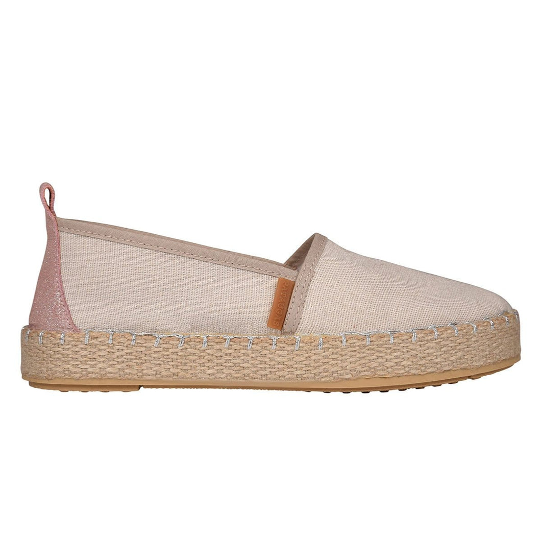 TODO ESPADRILLE FEMME PADANG/T F2E - TAUPE