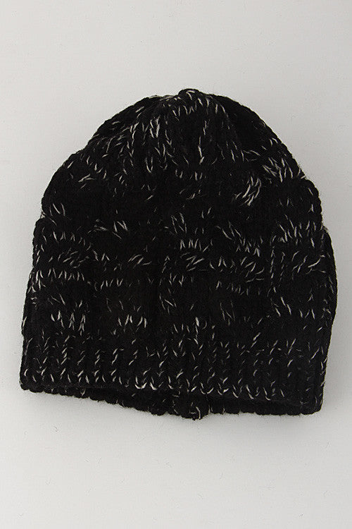 Casual Black Hat