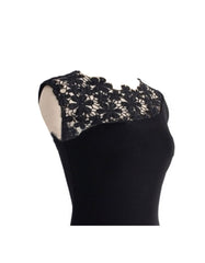 Lace Evening Top/Mini Dress