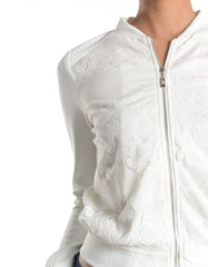 Light White Lace Jacket