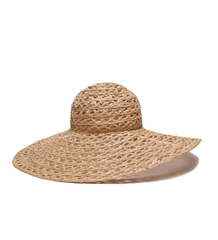 Summer Beach Natural Hat