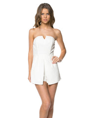 Magic Sky Strapless Jumpsuit