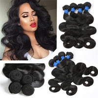 BouG Weft Hair Extensions
