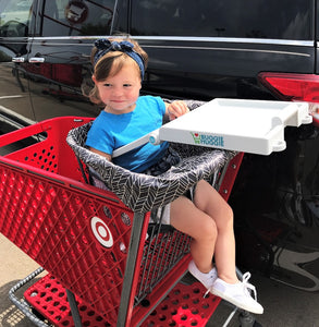 Buggie Huggie Shopping Cart Tray