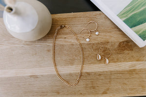 Bekah Chain Necklace