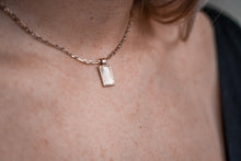 Load image into Gallery viewer, Moriah Square Necklace