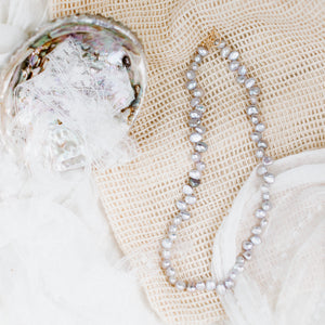 Deborah Gray Pearl Necklace