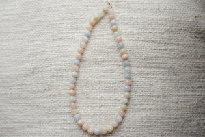 Glowing Pastel Necklace