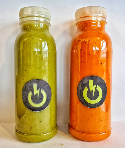 3 DAY JUICE AND SOUP DETOX