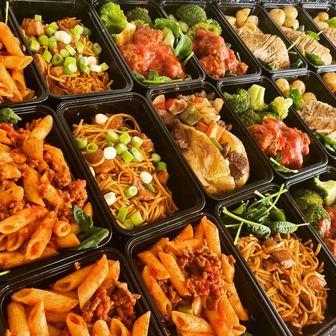 KIDS 5 DAY MEAL PREP 1 MEAL PER DAY