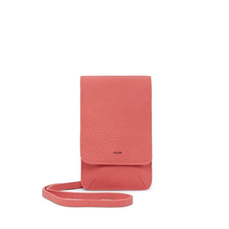 Co-Lab Carnation Pink Crossbody Pouch