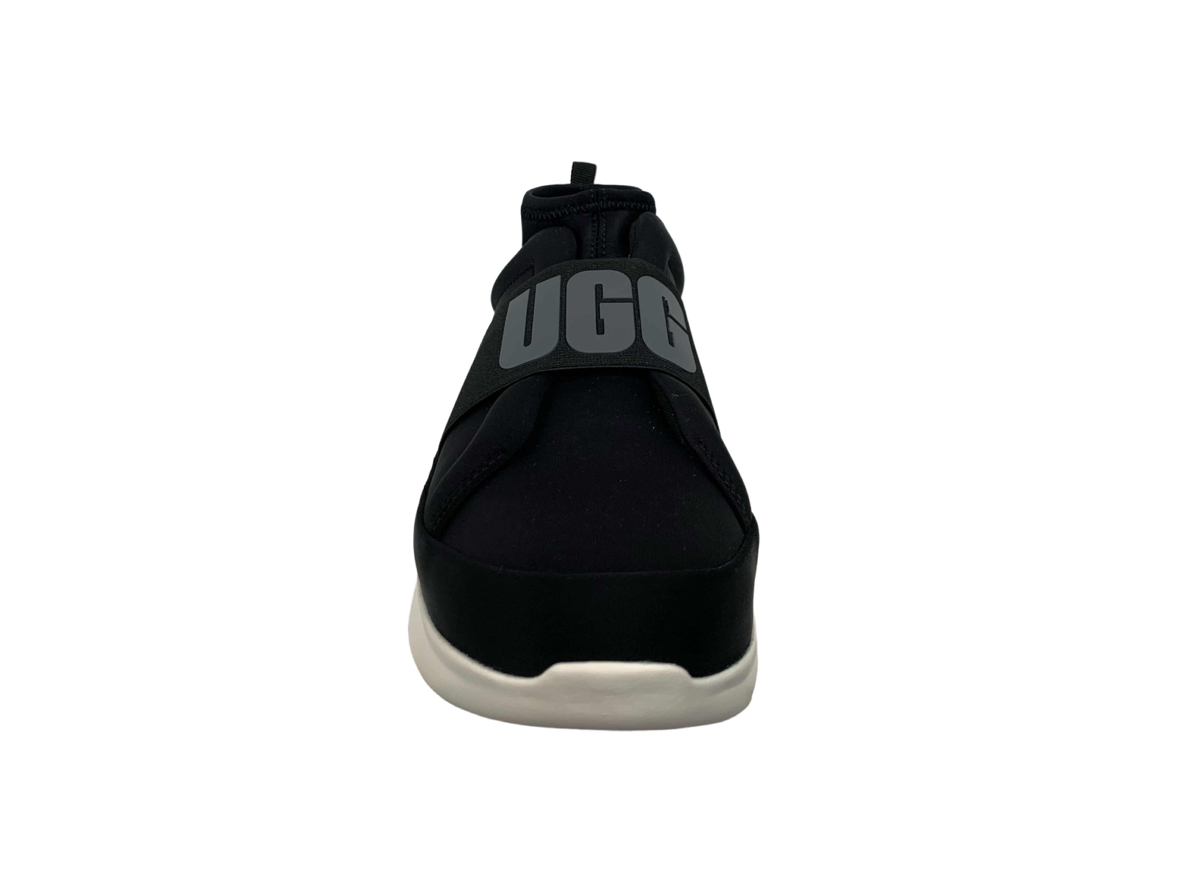 UGG Black Sneaker - Chic Thrills