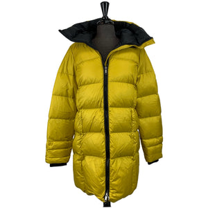 Charlie B Mustard Down Jacket - Chic Thrills