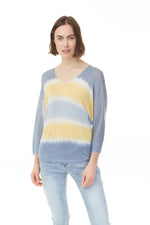Load image into Gallery viewer, Charlie B Canari Ombre Sweater